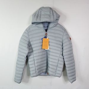 Save the Duck Synthetic Down Hooded Jacket